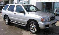 2003 Nissan Pathfinder Chilkoot Edition SUV