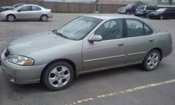 2003 Nissan Sentra Sedan