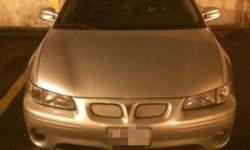 2003 Pontiac grand prix GTP SUPERCHARGED Excellent condition