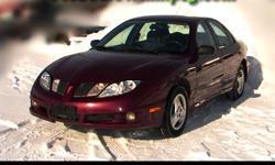 2003 Pontiac Sunfire - Safetied