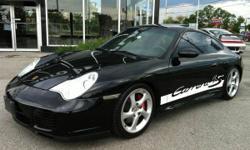 2003 PORSCHE 911 CARRERA C4S - ULTRA SPORT PKG - 6 SPEED MANUAL