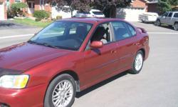 2003 Subaru Legacy Automatic Sedan AWD Sedan
