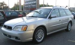 2003 Subaru Legacy Special Edition Wagon*Power Opts, AC, Cruise*