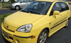 2003 Suzuki Aerio DX Hatchback