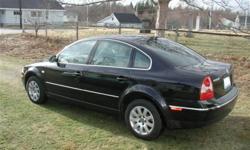 2003 Volkswagen Passat GLS Sedan 1.8 Turbo