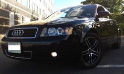 2004 Audi A4 *** Original Low KMS *** Mint Condition ***