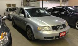 2004 Audi A6 Quattro| SLINE |2.7| Roof| leather|