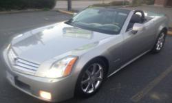 2004 Cadillac XLR Convertible 126k 320hp Nav No accidents