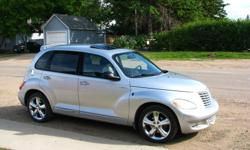 2004 Chrysler PT Cruiser GT Turbo