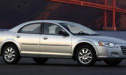 2004 Chrysler Sebring WHOLESALE
