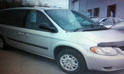 2004 Dodge Grand Caravan 3.3 6-cyL fullyloaded 106kms Minivan