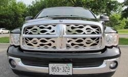 2004 Dodge Power Ram 2500 Pickup Truck