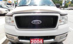 2004 Ford F150 XLT