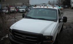 2004 Ford F-350 Pickup Truck DIESEL 4x4