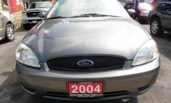 2004 Ford Tarurs SEL Premium