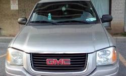 2004 GMC Envoy XL SLE 4X4,SUV, 7 Passengers,DVD Player,Very Good