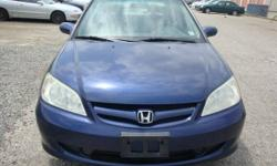 2004 HONDA CIVIC SI AUTO, 4DRS, CERTIFIED & E-TESTED LOW LOW KMS !!!