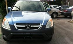 2004 Honda CR-V EX-L SUV