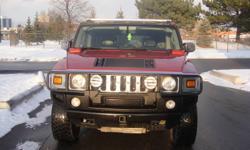2004 HUMMER H2 SUV