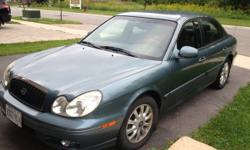 2004 Hyundai Sonata GL V6 EXCELLENT PRICE