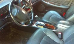2004 Hyundai Sonata GLX Sedan