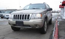 2004 Jeep Grand Cherokee for