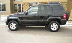 2004 Jeep Liberty SUV 4X4