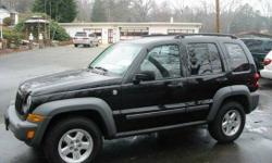 2004 Jeep Liberty SUV