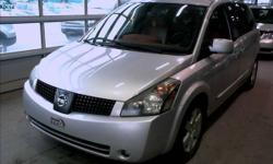 2004 Nissan Quest SE Minivan
