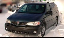 2004 Pontiac Montana EXT - Safetied