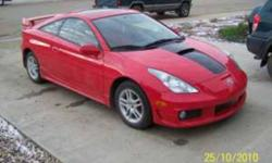 2004 Toyota Celica GT Coupe