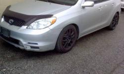 2004 Toyota Matrix XR-S