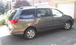 2004 Toyota Sienna LE Minivan