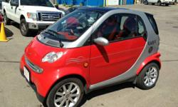2005 Diesel Smart Car