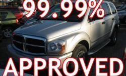 2005 Dodge Durango HEMI 4X4 LIMITED100% APPROVED AUTO LOAN