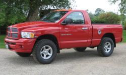 2005 Dodge Power Ram 1500 Pickup Truck
