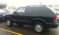 2005 GMC JIMMY Black SLS 4x4