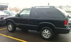 2005 GMC Jimmy SLS Black