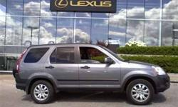 2005 Honda CR-V EX-L for USD