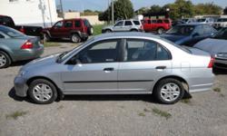 2005 Honda Sedan