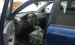 2005 Hyundai Tuscan GLS