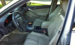 2005 Infiniti G35x Sedan