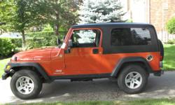 2005 Jeep Unlimited Rubicon