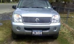 2005 Mercury Mountaineer Premier SUV