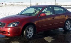 2005 Nissan Altima 2.5S Sedan