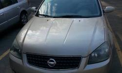 2005 Nissan Altima 3.5 S
