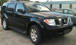 2005 Nissan Pathfinder LE SUV- Fully loaded!!! GPS