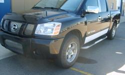 2005 Nissan Titan 4 Dr Truck 2WD
