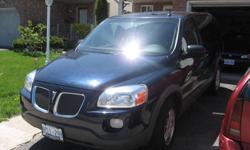 2005 Pontiac Montana Minivan