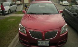 2005 Pontiac Vibe WAGON Hatchback